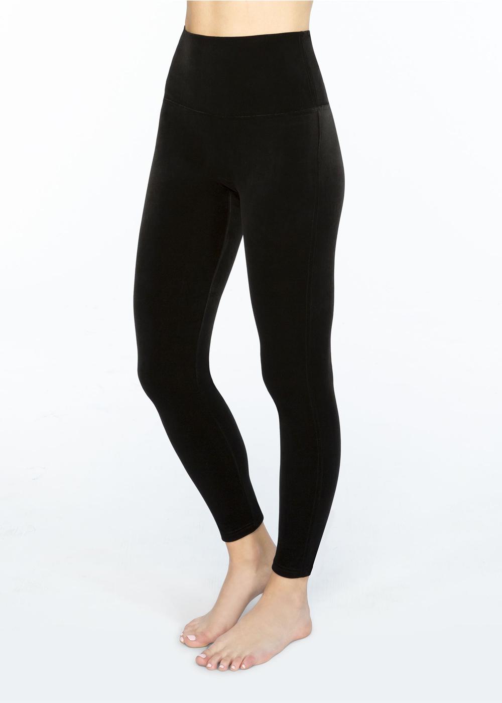 347a2183c5ef88 Spanx Velvet Leggings XS--XL svart   Feminint.se