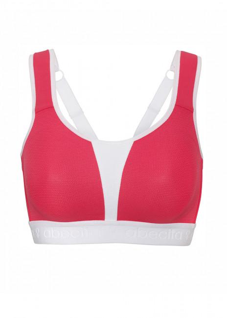 Abecita Kimberly Sport-BH B-G kupa Pink/White
