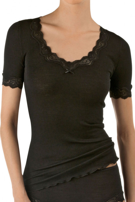 Calida Richesse short-sleeve top XS-L svart