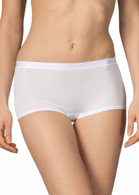 Calida Soft Favourites boxertrosa XXS-L vit