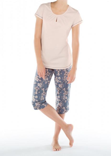 Calida Brighton pyjamas XS-L mönstrad