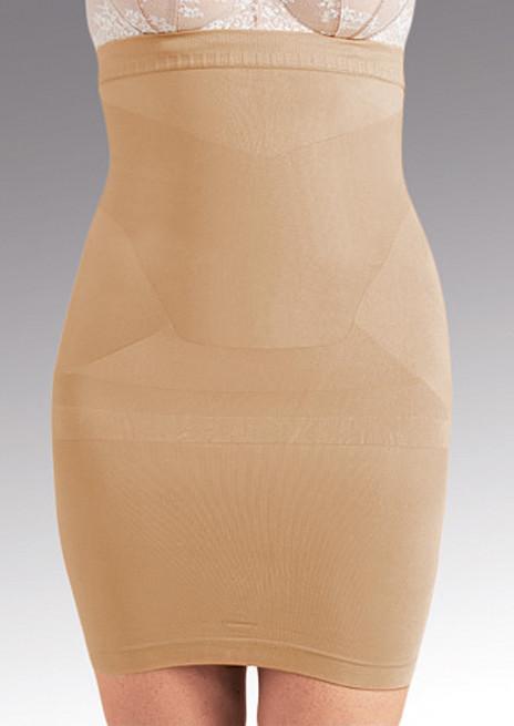 Trinny & Susannah hög midja shaping underkjol S-XL beige