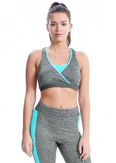 Freya Active soft sport-topp XS-XL grå