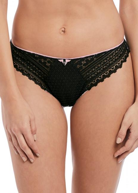 Freya Daisy Lace brazilian stringtrosa XS-XL svart