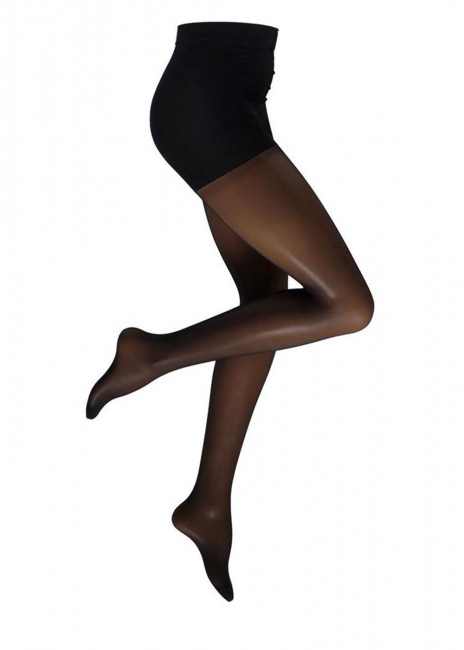 Cette Seattle tights 30 den XL-3XL svart