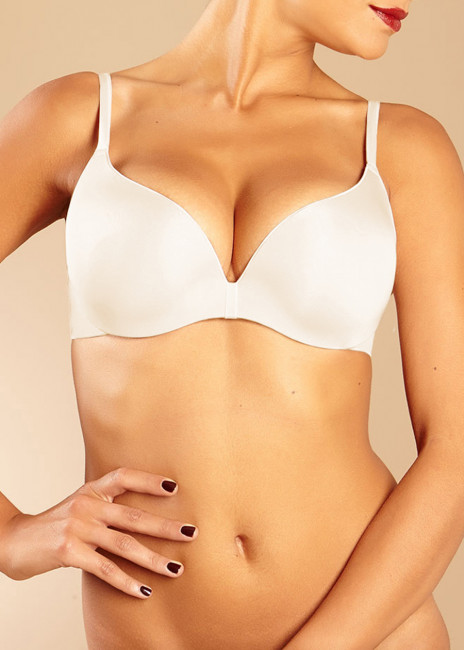 Chantelle Irresistible push-up bh A-F kupa ivory