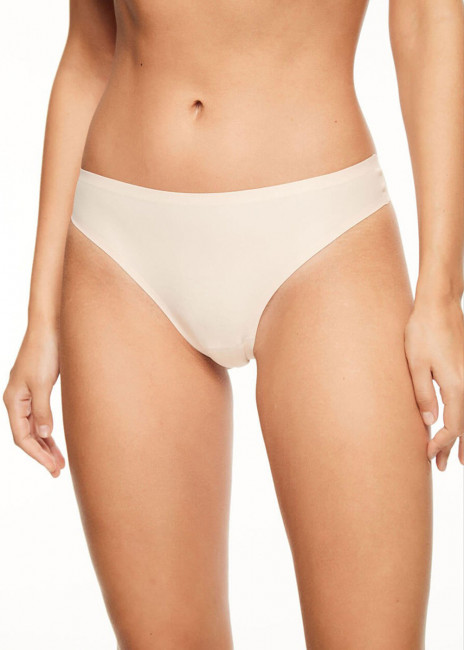 Chantelle SoftStretch stringtrosa one size ljusbeige