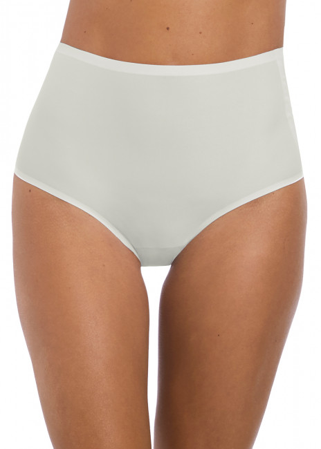 Fantasie Smoothease Invisible brieftrosor med hög midja One Size vit