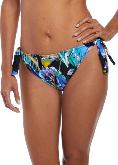 Fantasie Swim Paradise Bay bikiniunderdel med sidknytning XS-XL aqua multi