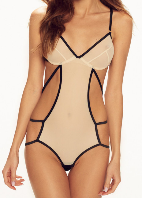 Caprice Honey Bunny Body A-E kupa beige