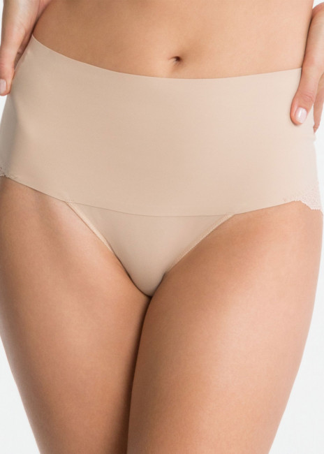 Spanx Undie-tectable Lace Shapingtrosa XS-XL beige