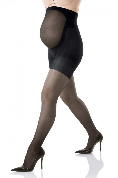 Spanx Maternity strumpbyxor C-D svart