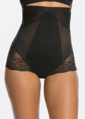 Spanx Spotlight on Lace brieftrosa hög midja S-L svart