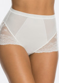 Spanx Spotlight on Lace brieftrosa XS-XL vit