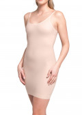 Magic Lite Dress S-XXL Beige