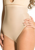 Magic Hi Waist Thong shapingtrosa S-XXL beige