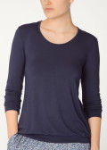 Calida Favourites long-sleeve top XS-L blå