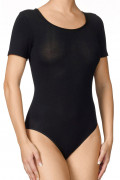 Calida Comfort short-sleeve bodysuit XS-L svart