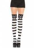 Leg Avenue Fancy Cat Pantyhose One Size