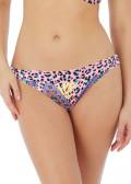 Freya Swim Cala Fiesta bikiniunderdel med vikbar kant XS-XL mönstrad