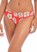 Freya Swim Hibiscus Beach bikiniunderdel brief XS-XXL mönstrad