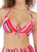 Freya Swim Bali Bay bikiniöverdel C-H kupa mönstrad