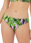 Freya Swim Jungle Oasis bikiniunderdel brief XS-XXL mönstrad