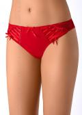 Axami Leila brasiliansk stringtrosa S-XL röd