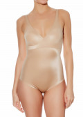 Wacoal Beauty Secret slimmande body S-XXL beige