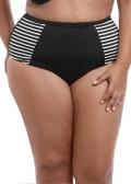 Elomi Swim Malibu Days bikiniunderdel klassisk brief 44-52 mönstrad