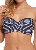 Fantasie Swim San Remo bikiniöverdel bandeau D-I kupa blå