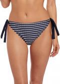 Fantasie Swim San Remo bikiniunderdel med sidknytning XS-XL blå