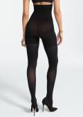 Spanx Luxe Leg High-Waisted Tights A-E svart