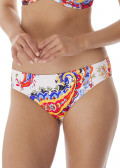 Freya Swim Rococo bikiniunderdel brief XS-XXL mönstrad