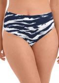 Fantasie Swim Lindos bikiniunderdel med hög midja S-XXL mönstrad