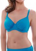 Fantasie Swim Versailles bikiniöverdel D-K kupa blå