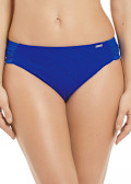 Fantasie Swim Ottawa bikiniunderdel mid rise brief XS-XXL blå