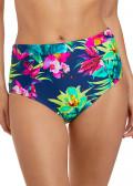 Fantasie Swim Amalfi bikiniunderdel med hög midja S-XXL mönstrad