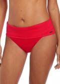 Fantasie Swim Marseille bikiniunderdel med vikbar kant S-XXL röd