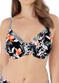 Fantasie Swim Port Maria bikiniöverdel fullkupa D-M kupa mönstrad