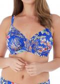 Fantasie Swim Burano bikiniöverdel fullkupa D-M-kupa mönstrad