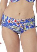 Fantasie Swim Burano bikiniunderdel justerbar brief S-XXL mönstrad