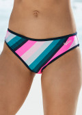 Salming Rainbow bikiniunderdel 36-42 mönstrad