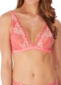 Wacoal Lace Perfection bralette S-XL rosa