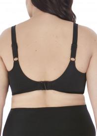 Elomi Swim Magnetic bikiniöverdel plunge F-N kupa svart