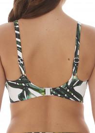 Fantasie Swim Palm Valley bikiniöverdel balconette D-K kupa mönstrad