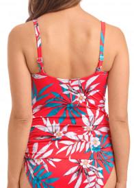 Fantasie Swim Santos Beach tankini D-K kupa mönstrad