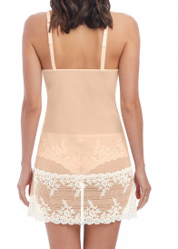 Wacoal Embrace Lace chemise S-XXL beige