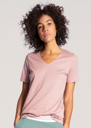 Calida Favourites Sunkiss short sleeve shirt rosa