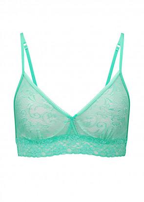 Abecita Lilla Undret spetsbh One Size mintgrön